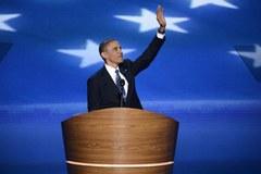 """Barack Obama powiedział """"tak"""". Będzie walczył o drugą kadencję"""
