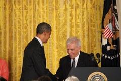 Barack Obama przyznał Janowi Karskiemu Prezydencki Medal Wolności
