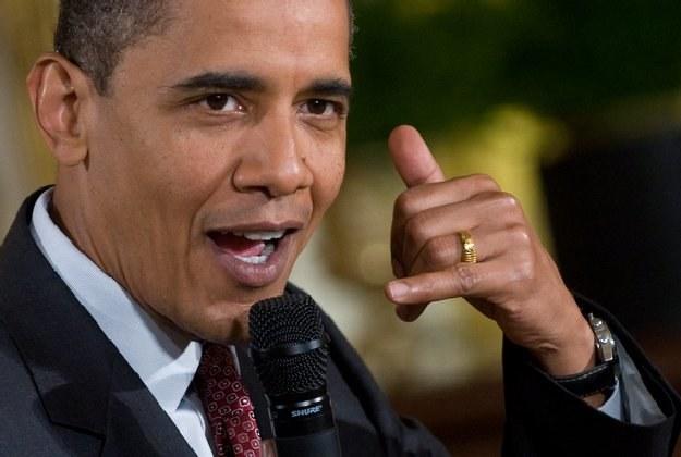 Barack Obama sceptycznie wypowiedział się o iPadach, Xboksach i PlayStation /AFP