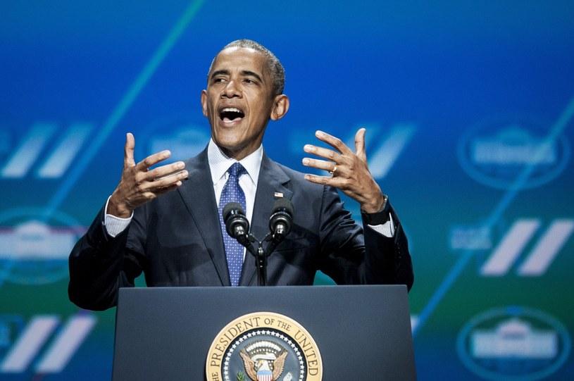 Barack Obama spotka się dziś z Dalajlamą /PAP/EPA