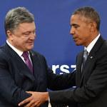 Barack Obama: Stany Zjednoczone będą wspierały Ukrainę
