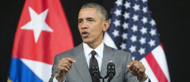 Barack Obama w Hawanie: USA zrobią wszystko, by pomóc przyjaciołom w Belgii w schwytaniu sprawców
