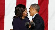 Barack Obama w uroczych ujęciach z żoną