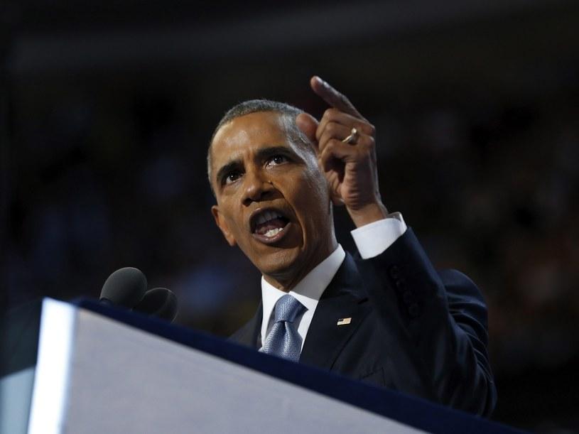 Barack Obama wzywa do głosowania na Clinton i krytykuje Trumpa /PAP/EPA