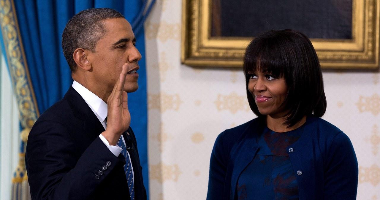 Barack Obama zaprzysiężony na drugą kadencję