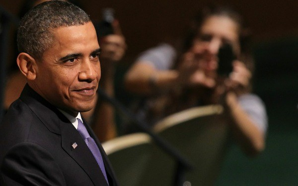Barack Obama - zdjęcie /AFP