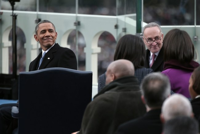 Barack Obama /Win McNamee /PAP/EPA