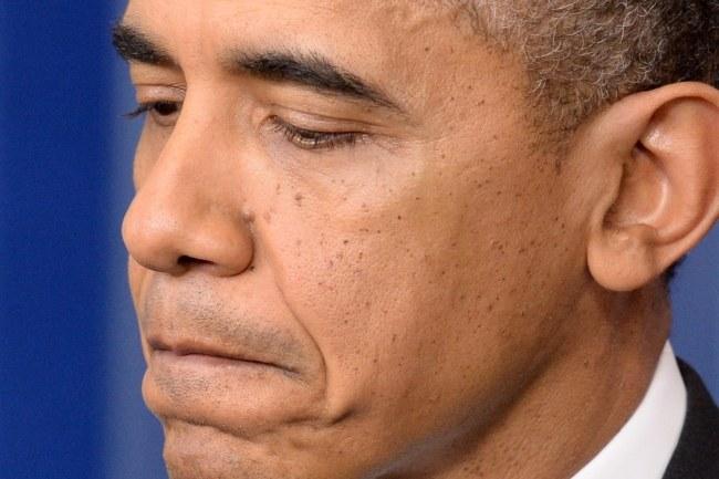 Barack Obama /MICHAEL REYNOLDS    /PAP/EPA