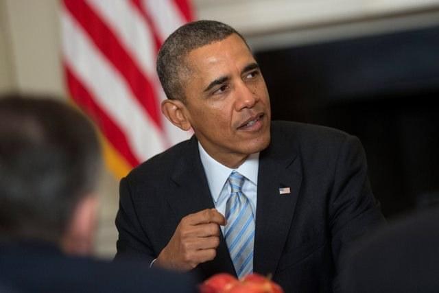Barack Obama /Andrew Harrer / POOL /PAP/EPA