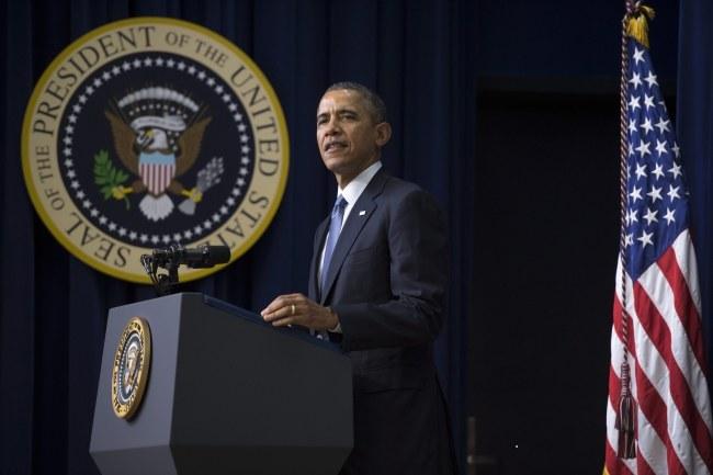 Barack Obama /PAP/EPA/SHAWN THEW /PAP/EPA