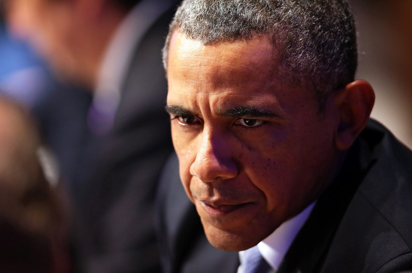 Barack Obama /Sean Gallup /PAP/EPA