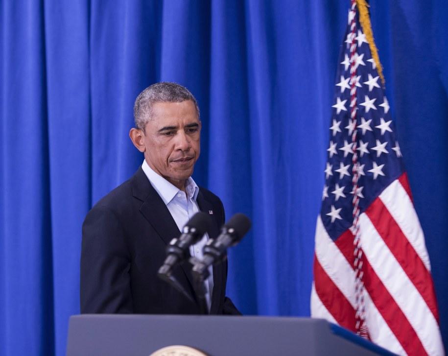 Barack Obama //Rick Friedman / POOL /PAP/EPA