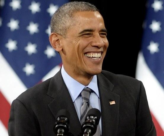 Barack Obama /PAP/EPA/MICHAEL NELSON    /PAP/EPA