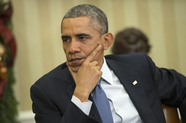 Barack Obama /KEVIN DIETSCH / POOL /PAP/EPA