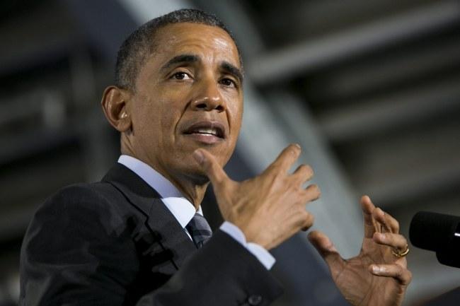 Barack Obama /Kristoffer Tripplaar / POOL /PAP/EPA