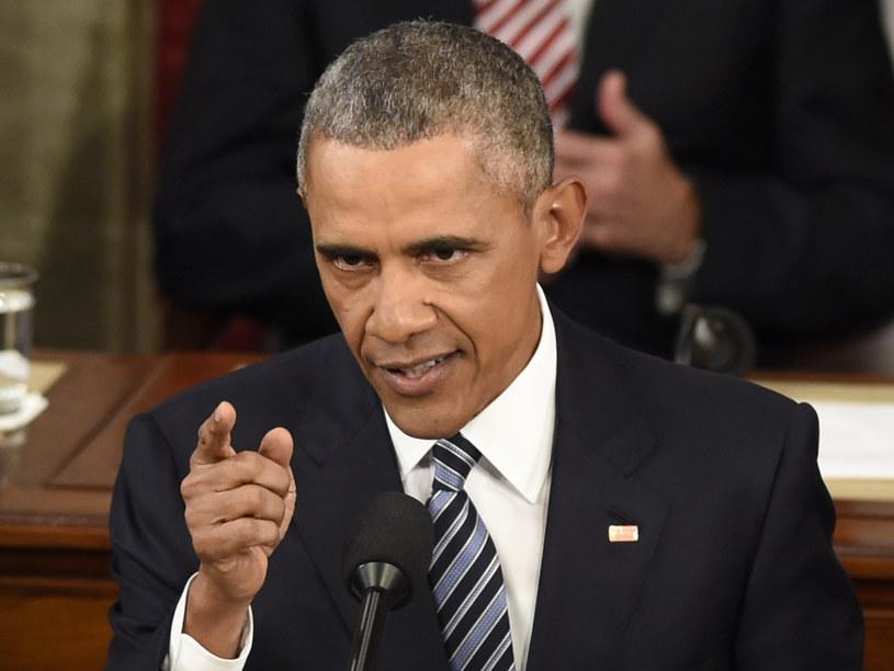 Barack Obama /SAUL LOEB /AFP