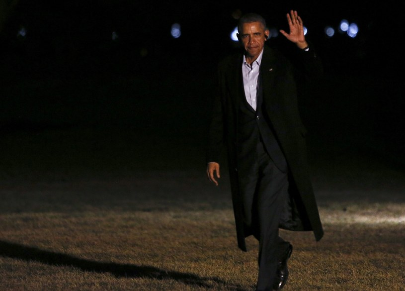 Barack Obama /EPA/AUDE GUERRUCCI/POOL /PAP/EPA