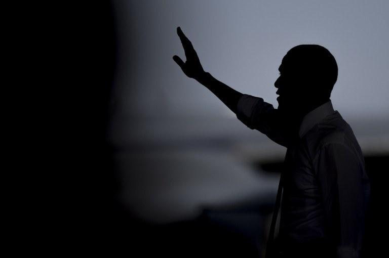 Barack Obama /Jorge Guerrero / AFP /AFP