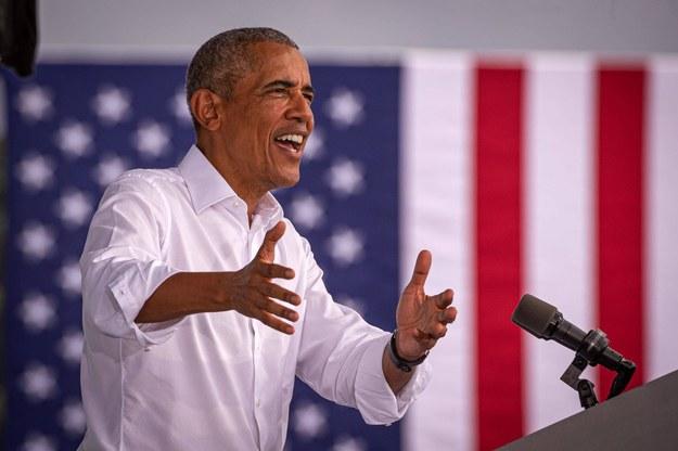 Barack Obama /GIORGIO VIERA /PAP