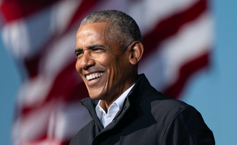 Barack Obama /ELIJAH NOUVELAGE/AFP /East News