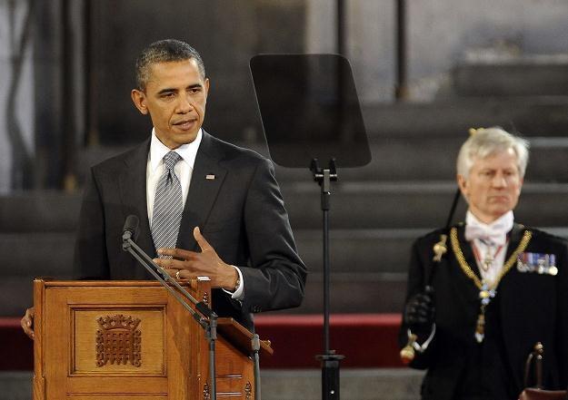 Barak Obama wezwał do wprowadzenia w USA bardziej sprawiedliwego systemu podatkowego /AFP