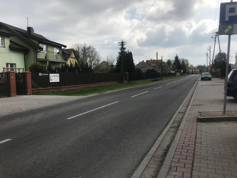 Baranów /Michał Dobrołowicz /RMF FM