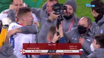 Baraże do Euro 2020. Irlandia Północna - Słowacja 1-2 - skrót (POLSAT SPORT). WIDEO