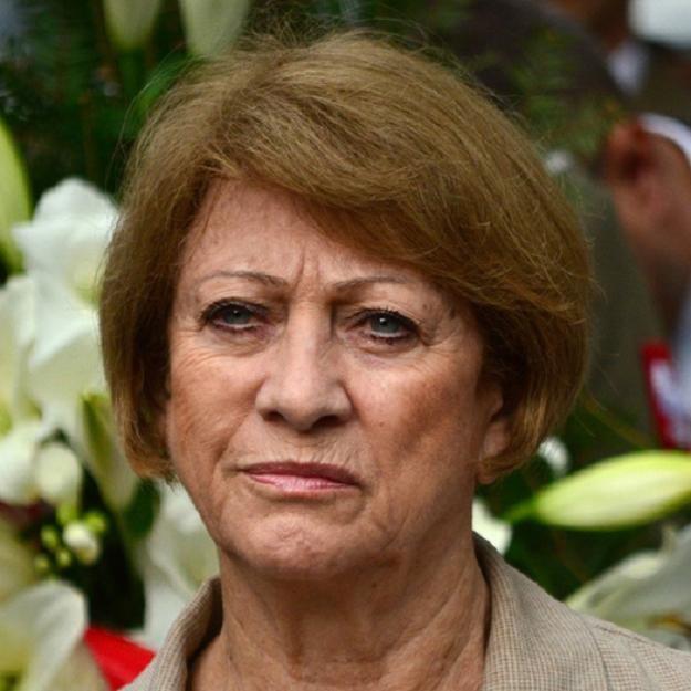 Barbara Borys-Damięcka, przewodnicząca rady programowej TVP Polonia. Fot. Mariusz Gaczyński /Agencja SE/East News