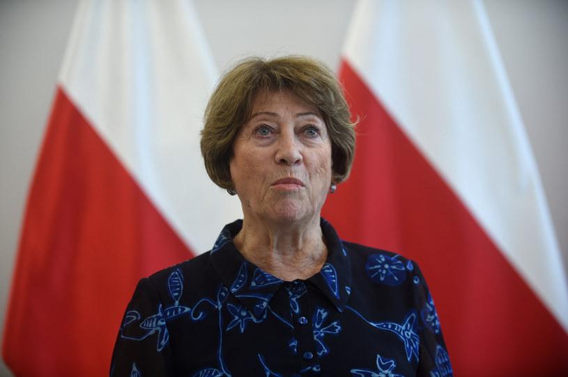 Barbara Borys-Damięcka /Adam Chelstowski /Agencja FORUM
