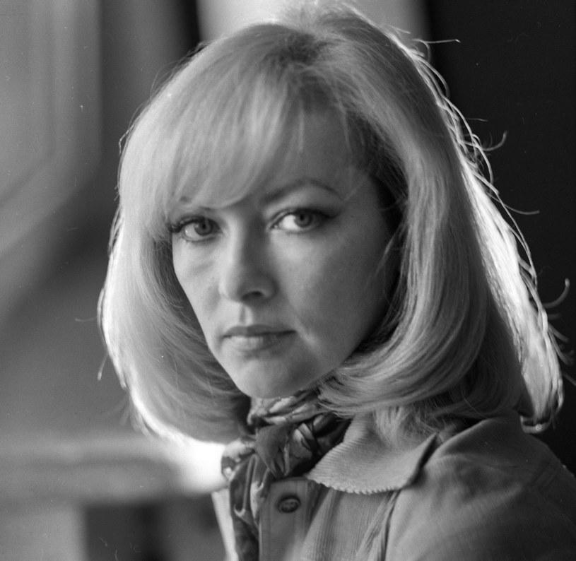 Barbara Brylska, 1978 r. /Jerzy Kośnik /Agencja FORUM