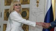 Barbara Brylska uhonorowana w Rosji