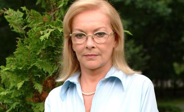 Barbara Brylska unika spotkań z publicznością /AKPA