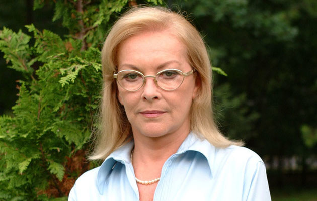 Barbara Brylska /Niemiec /AKPA