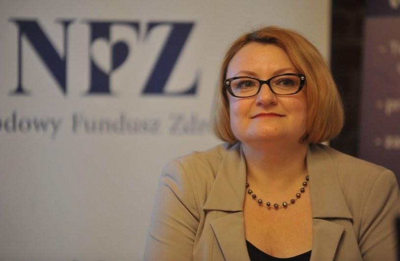 Barbara Bulanowska /Marek Lasyk  /Reporter