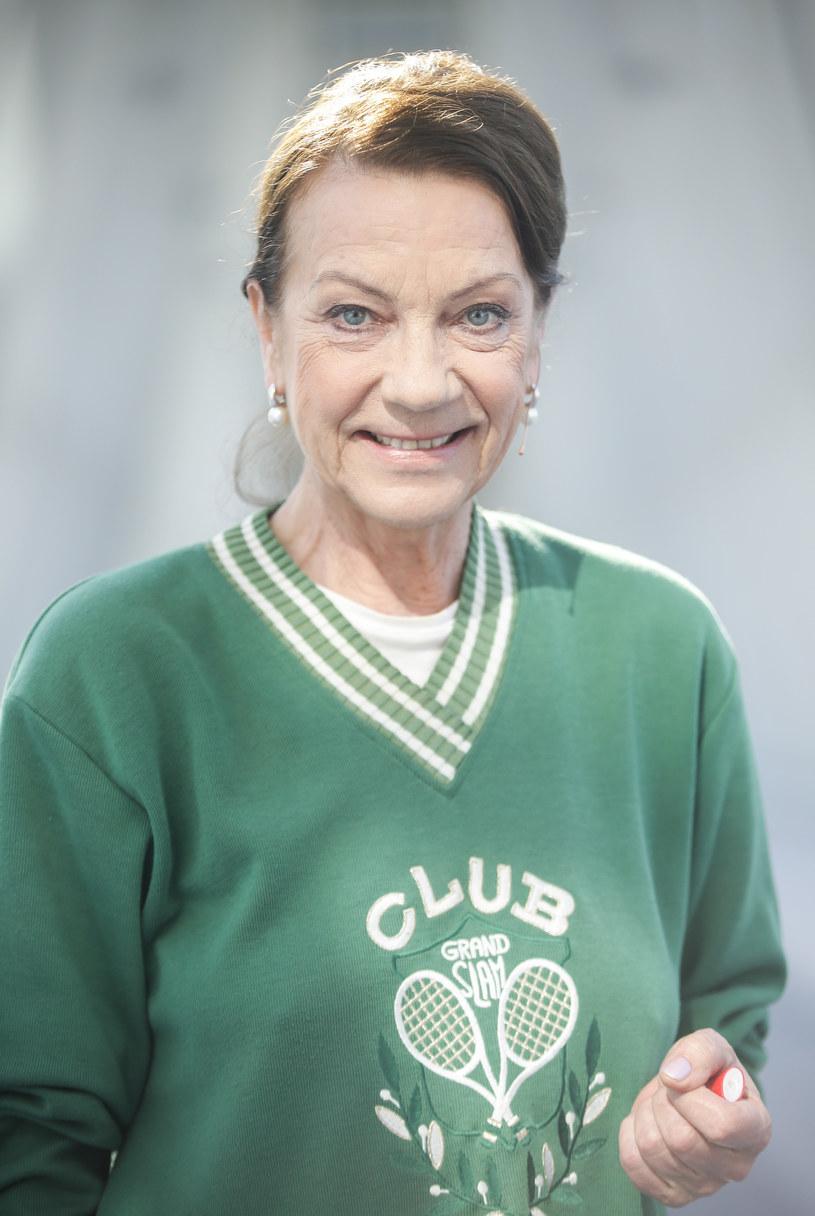 Barbara Burska w 2016 roku /FORUM Gwiazd /Agencja FORUM