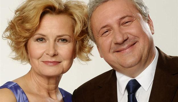 Barbara Bursztynowicz (Elżbita) i Andrzej Grabarczyk (Jerzy) /Agencja W. Impact