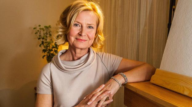 Barbara Bursztynowicz jest nie tylko aktorką, ale też felietonistką /PAP