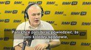 """Barbara Dolniak: jestem przeciwnikiem używania sformułowania """"kasta"""" (film: Anna Gańczarek-Rał)"""