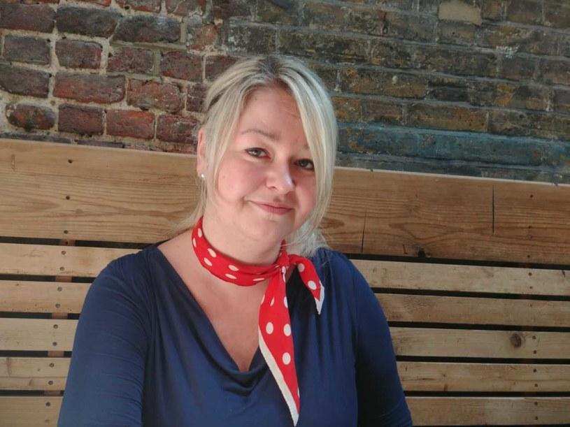 Barbara Drozdowicz z East European Resource Centre/ fot. Agnieszka Maj /INTERIA.PL