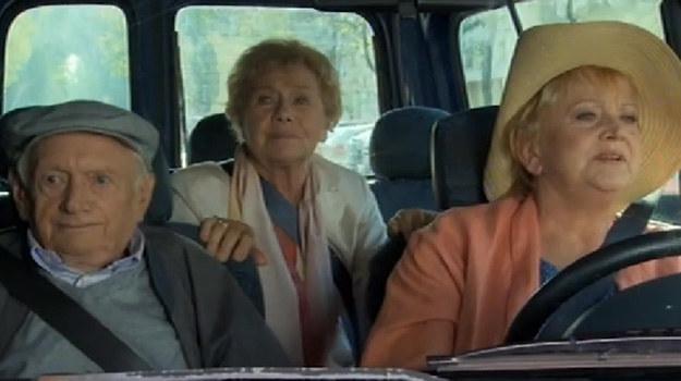 Barbara i Lucjan są przerażeni! /www.mjakmilosc.tvp.pl/