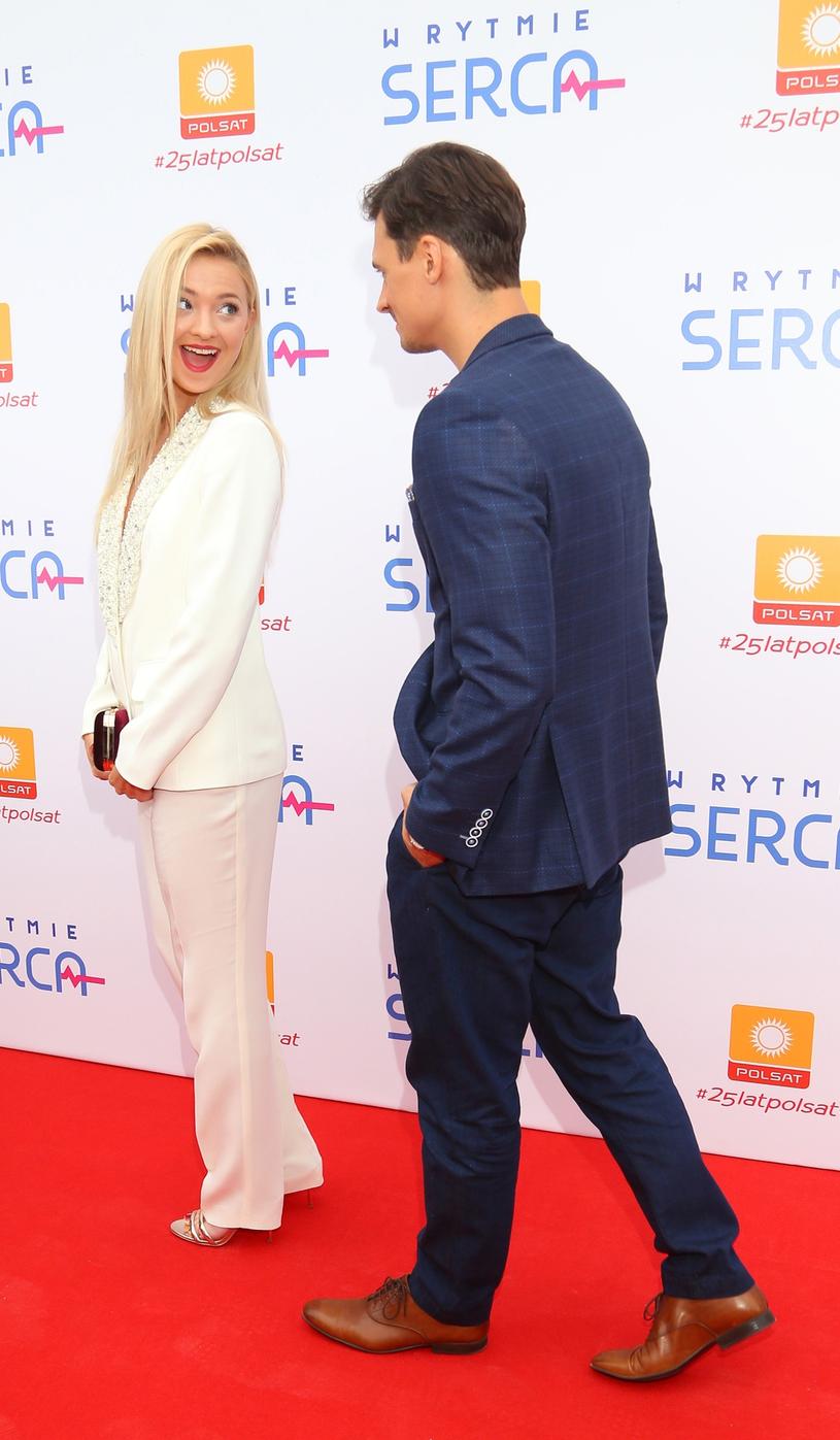 Barbara i Mateusz /Mariusz Grzelak /Reporter