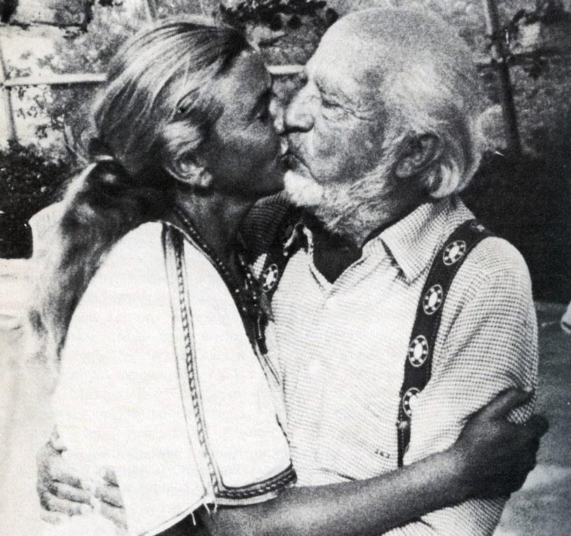 Barbara i Seward Johnsonowie, fot. Lasski Difusion /East News