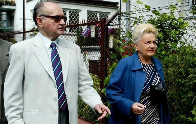 Barbara i Wojciech Jaruzelscy /- /East News
