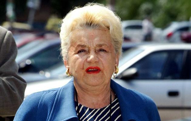 Barbara Jaruzelska /Andrzej Iwańczuk /Reporter