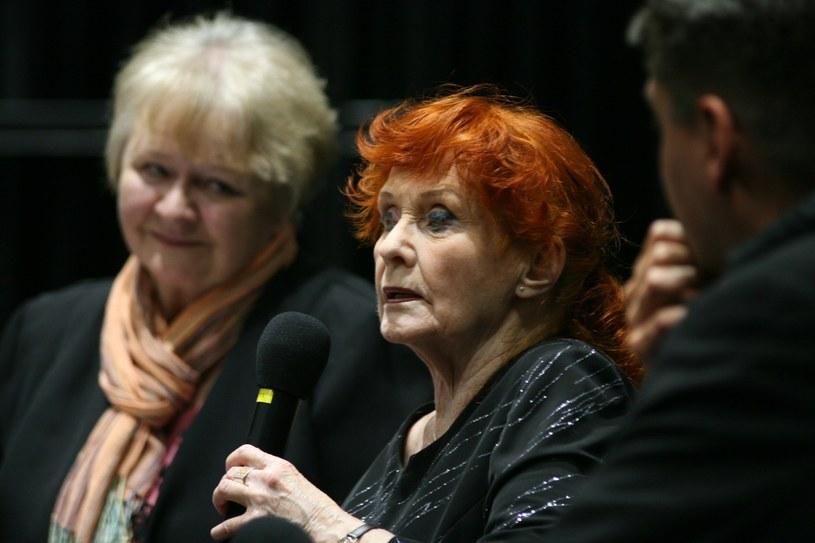 Barbara Krafftówna /Andrzej Wrzesiński /East News