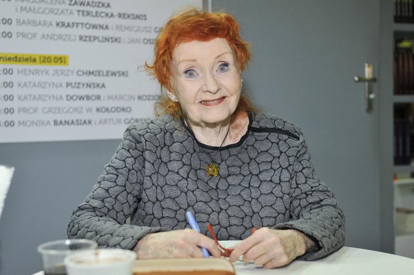 Barbara Krafftówna /Niemiec /AKPA