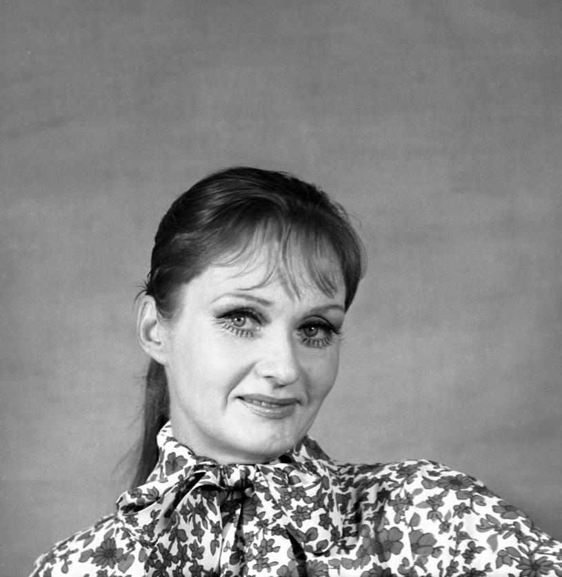 Barbara Krafftówna /Jerzy Plonski /Agencja FORUM