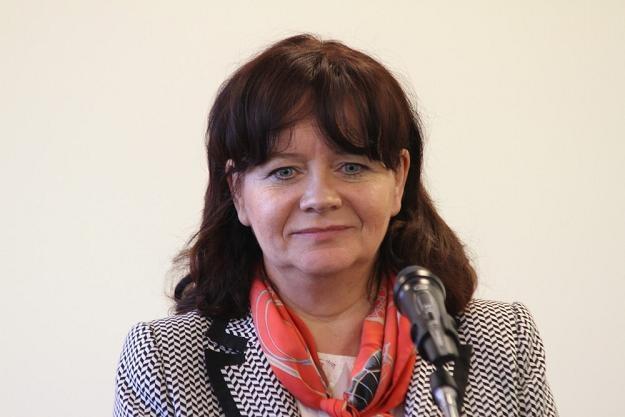 Barbara Kudrycka, minister nauki. Fot. JAN GRACZYŃSKI /East News