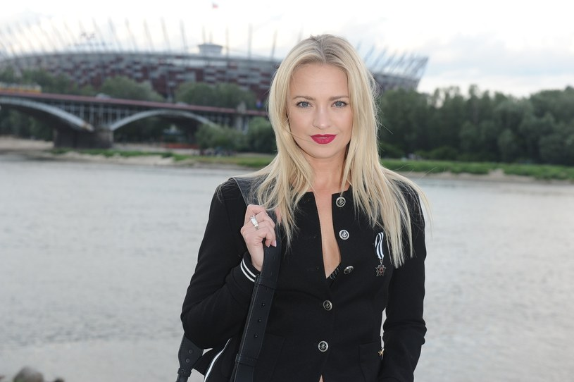 Barbara Kurdej-Szatan jest w drugiej ciąży /VIPHOTO/EAST NEWS  /East News