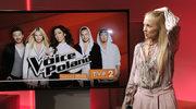 "Barbara Kurdej-Szatan na żywo w ""The Voice of Poland"""